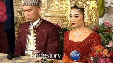 [Fimela] Potret Pernikahan Nikita Willy dan Indra Priawan