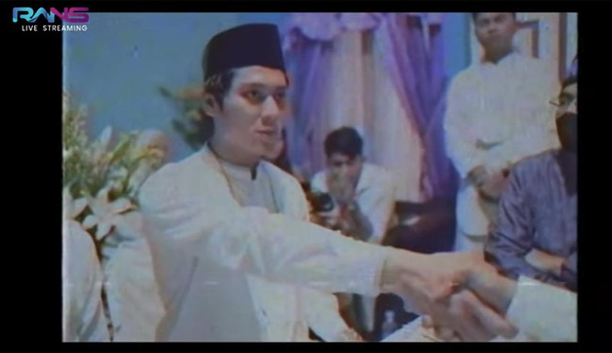 Lesti dan Rizky Billar nikah siri (Youtube/Rans Entertainment)