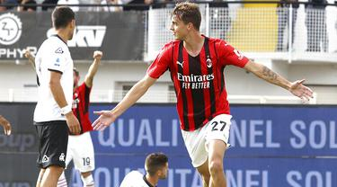 Spezia vs AC Milan