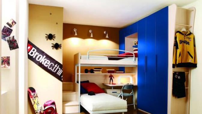10 Dekorasi Kamar Tidur Untuk Remaja Laki Laki Lifestyle Liputan6 Com