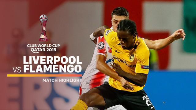 Berita video highlights final Piala Dunia Antarklub 2019 antara Liverpool melawan Flamengo yang berakhir dengan skor 1-0, Sabtu (21/12/2019).
