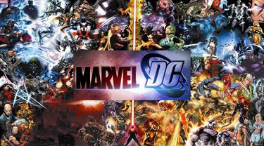 [Bintang] DC dan Marvel