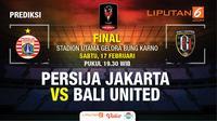Prediksi Persija Vs Bali United (Liputan6.com/Trie yas)