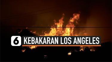 kebakaran los angeles