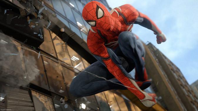 Spider-Man (Doc: Insomniac)