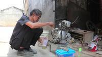 Tips Mudah Membersihkan Mesin Motor. sumberfoto: Street Arts Custom