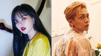 Hingga saat ini masih belum ada keterangan dari pihak HyunA maupun E'Dawn. (allkpop)