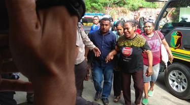 Detik-Detik Penembakan Polisi Usai Mengamankan Pilkada Papua