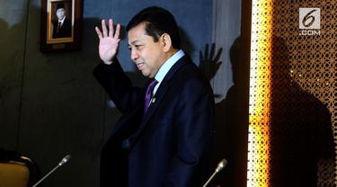 Ketua DPR Setya Novanto mendadak sakit saat berlangsungnya Sidang Tahunan di Kompleks Parlemen, Jakarta Pusat.