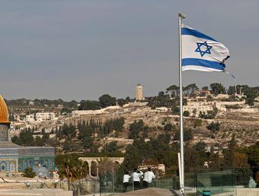 Yerusalem Ibu Kota Israel