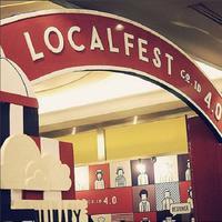 Sedot puluhan ribu pengunjung,, Localfest 4.0 mencapai puncaknya pada Minggu (6/9) malam.