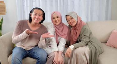 6 Momen Temu Kangen Cut Meyriska dan Dewi Sandra, Nostalgia Syuting CHSI
