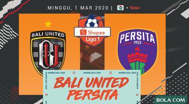 Bali United Vs Persita Tangerang