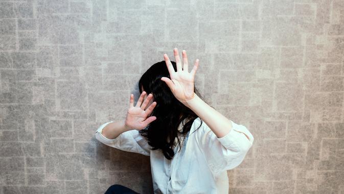Ilustrasi korban pelecehan seksual (shutterstock)