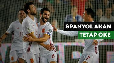 Mantan pemain Real Madrid, Fernando Sanz tetap memiliki keyakinan jika Spanyol akan tetap oke meski dihuni para pemain muda.