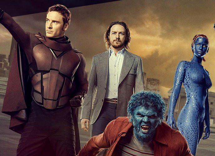 Karakter-karakter film X-Men. (Ace Showbiz)