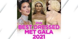 Best Dressed Met Gala 2021
