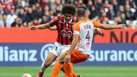 Lamine Diaby-Fadiga, pemain muda Nice (AFP/Valery Hache)