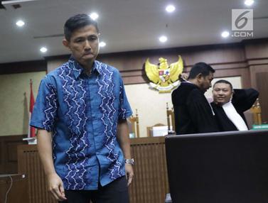 Suap Krakatau Steel, Dirut Tjokro Bersaudara Divonis 1 Tahun 3 Bulan Penjara