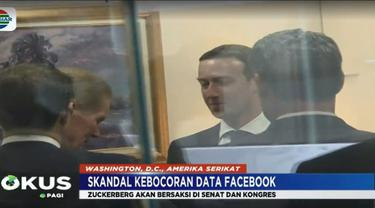 Ia juga akan memberikan keterangan soal penggunaan sosial media oleh Rusia selama Pemilu Pemilihan Presiden AS Tahun 2016.