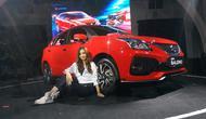 Suzuki baleno Baru Incar Pengguna Citycar yang Ingin Naik Kasta (Arief Aszhari/Liputan6.com)