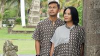 Anjasmara dan Dian Nitami (Sumber: Instagram/anjasmara)