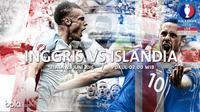 Eropa 2016 Inggris Vs Islandia (Bola.com/Adreanus Titus)