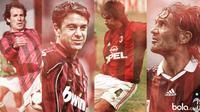 4 Legenda AC Milan (Bola.com/Adreanus Titus)