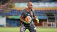 Pelatih kiper Borneo FC Luizinho Passos. (borneofc.id)