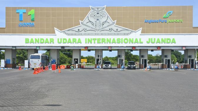 Pengelola Bandara Juanda Prediksi Jumlah Penumpang Tembus ...