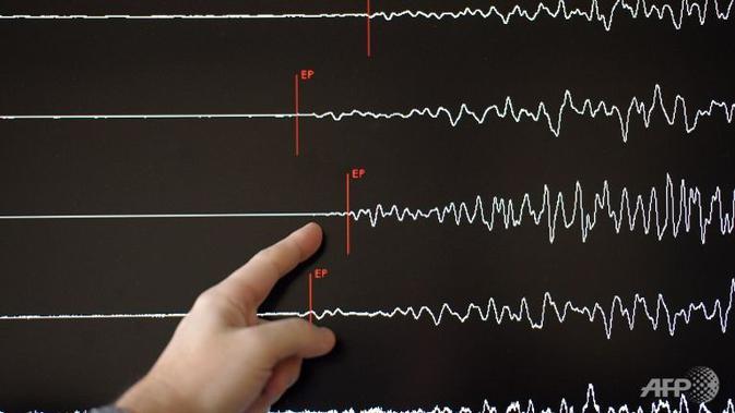 Warga Nias Utara Sempat Panik Saat Gempa Magnitudo 5,2 Mengguncang