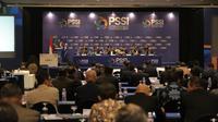 Kongres Luar Biasa (KLB) PSSI di Ancol, Jakarta Utara, Sabtu (27/7/2019). (PSSI)