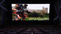 Layar Bioskop LED Besutan Samsung. (Foto: Ubergizmo)
