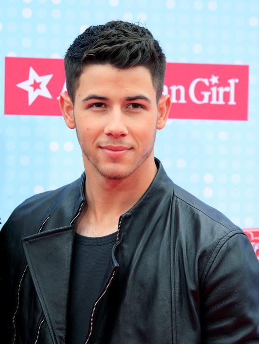 Sudah bukan rahasia lagi jika selama ini Nick Jonas disebut-sebut gay. (Bintang/EPA)