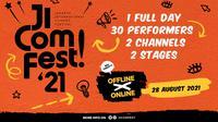 Jakarta International Comedy Festival (Jicomfest) kembali lagi.