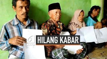 Seorang TKW asal Cirebon, Jawa Barat bernama Carmi hilang kabar selama 31 tahun. Ia diketahui bekerja sebagai asisten rumah tangga di Arab Saudi.