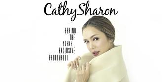 Cathy Sharon di Exclusive Photoshoot Fimela