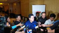 Erick Thohir ingin cabor kini lebih memprioritaskan untuk fokus ke Olimpiade 2020, bukan SEA Games 2019 (istimewa)