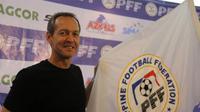 Timnas Filipina di bawah Thomas Dooley menunjukkan perkembangan pesat terutama dengan diterapkannya Match Analysis. (Bola.com/Philstar)
