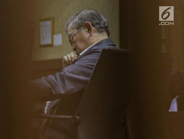 Tamin Sukardi Dituntut 7 Tahun Penjara