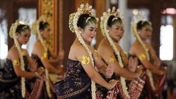 Jenis-Jenis Tari asal Jawa Tengah, Kental Nuansa Keraton