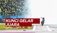 Berita video highlights MotoGP Sirkuit Misano, Minggu (24/10/21). Fabio Quartararo kunci gelar juara.