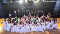 """Curhatan Afiqah 'Dipaksa"""" Lulus dari JKT48. (Sumber: Instagram.com/jkt48)"""