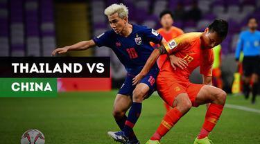 Berita video Thailand gagal melaju ke babak perempat final meski sempat unggul atas China di babak pertama.
