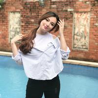 Style keseharian Asmirandah. (asmirandah89/instagram)