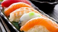 Begini Loh Cara Makan Sushi dengan Baik dan Benar