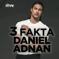 3 Fakta Daniel Adnan, Aktor yang Menikahi Tara Basro