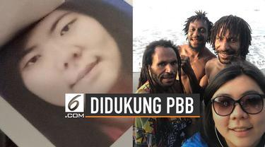 PBB mendesak Indonesia untuk membebaskan Veronica Koman dan beri perlindungan. Veronica menjadi tersangka kasus provokasi dan hoaks dalam kerusuhan Papua.