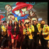 Pemain Film PSP: Gaya Mahasiswa (Puput Puji/Fimela.com)