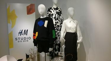 Koleksi busana H&M bernuansa Jepang